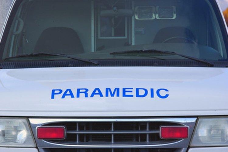 Los paramédicos han variado las responsabilidades con mucho en juego.