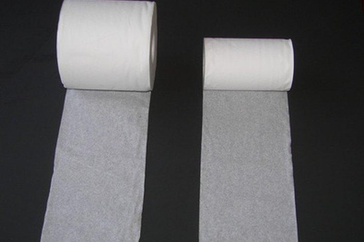 Puedes calcular el rendimiento de un rollo de papel con matemáticas.