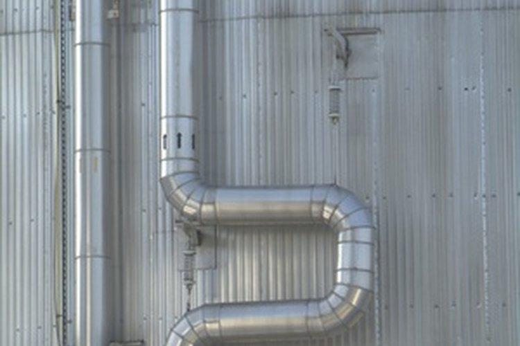 La tubería sin costura mantiene su sección cruzada redonda.