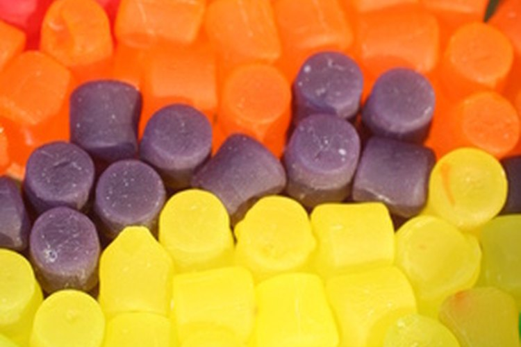 Qué es el colorante alimenticio a base de aceite?  