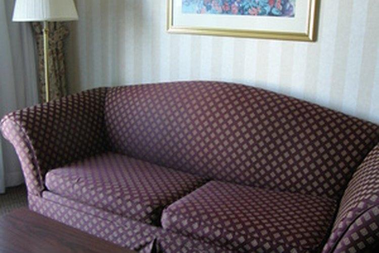 Una sala de espera cómoda ayuda a los pacientes a sentirse a gusto.
