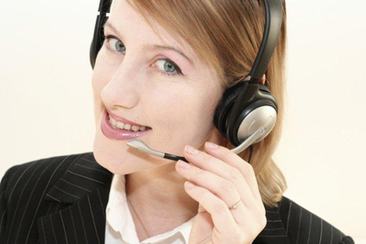 Se necesitan habilidades básicas para ser un representante de atención al cliente.