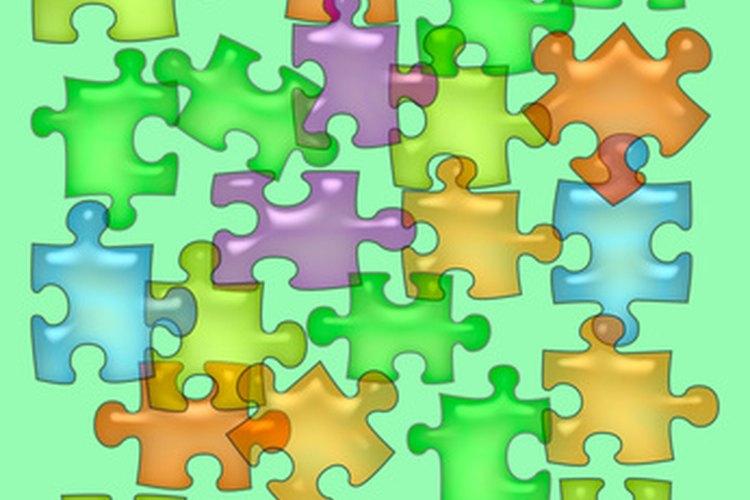 Comienza con un rompecabezas de 100 o 200 piezas para que los resultados sean el disfrute y el logro.