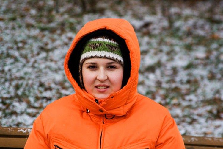 Las capas son la clave para mantener el calor en clima frío.