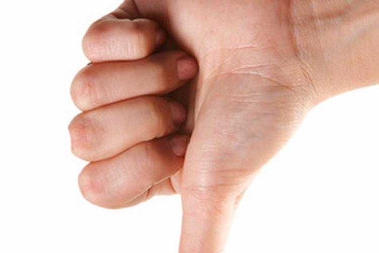 Todo el mundo se comunica con gestos.