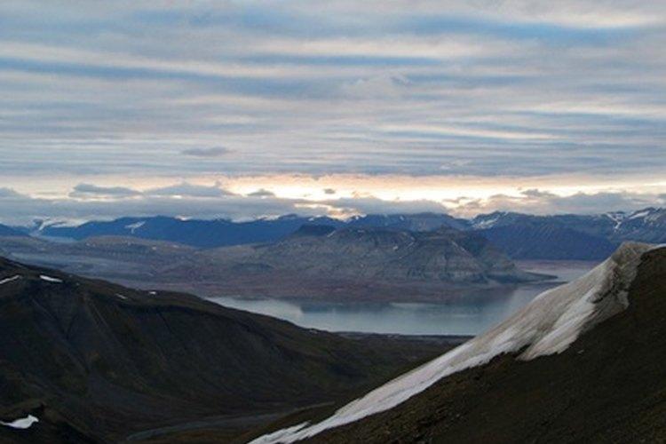 El Polo Norte es el punto más septentrional del eje de la Tierra.