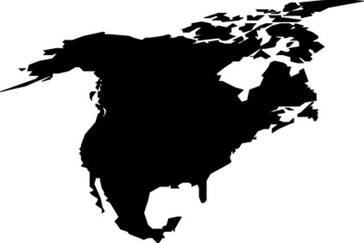 El TLCAN abarca América del Norte.