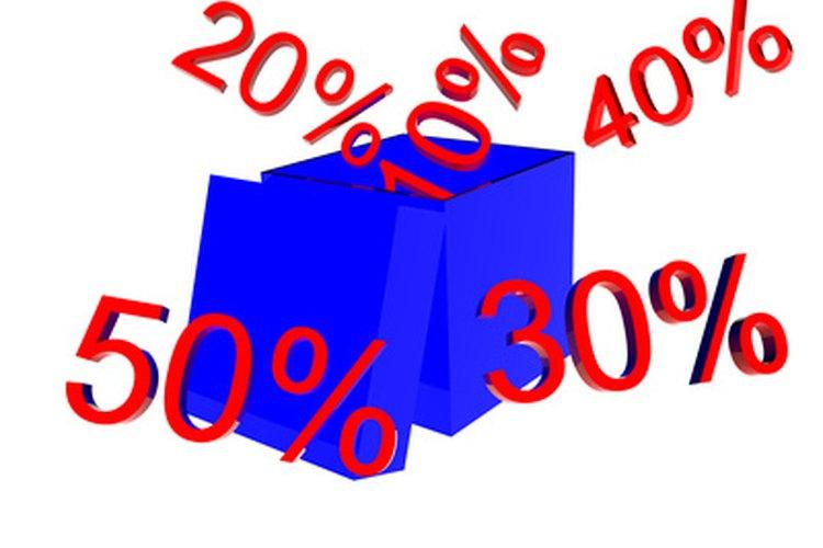 Comprende el crecimiento o disminución de ventas esperados.