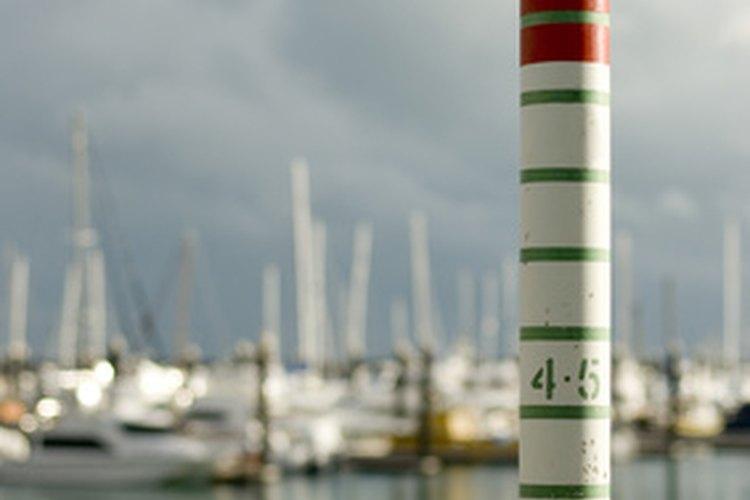 Las mareas vivas por aproximación son mareas extremadamente altas.