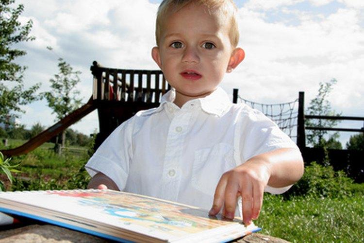 Técnicas de lectura para niños.