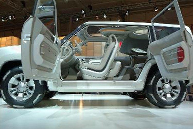 Automóviles conceptuales.