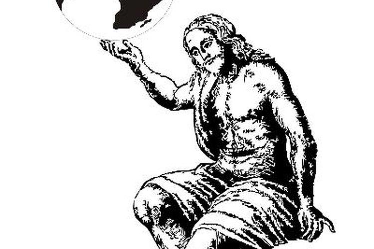 Los mitos griegos pueden llegar a ser muy interesantes.