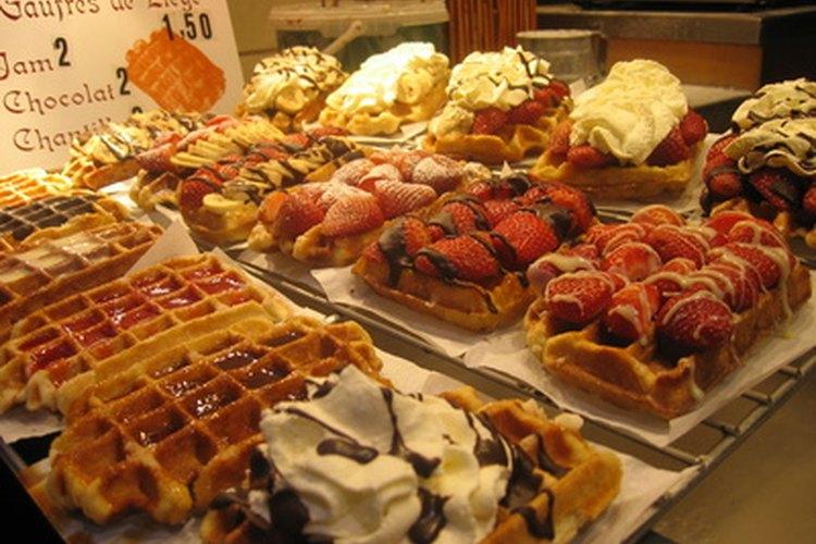 La cocina belga es una de las mejores del mundo.