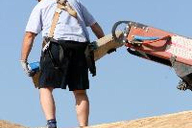 El primer paso para techar es calcular la cantidad de materiales que necesitarás.
