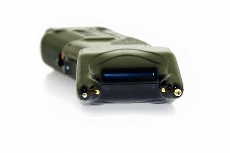 Usa las armas adecuadas de autodefensa en un momento de alarma real.