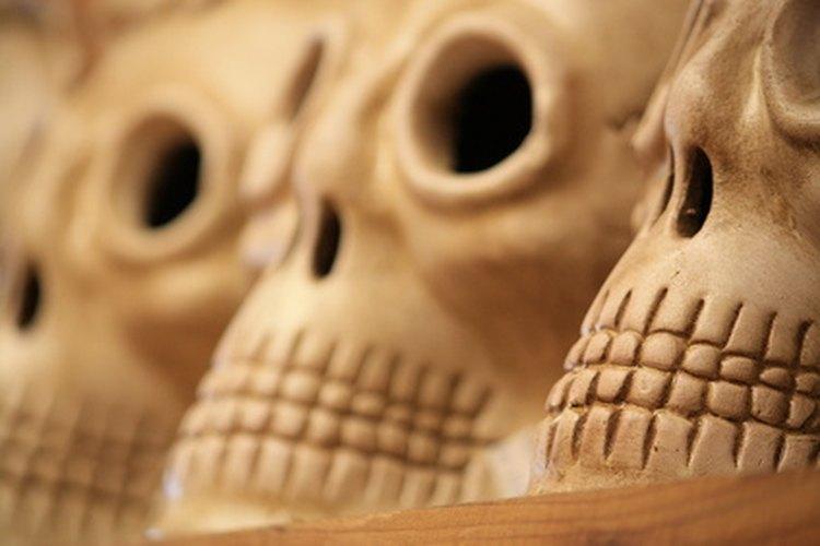 Día de los Muertos es una de las festividades únicas de México.