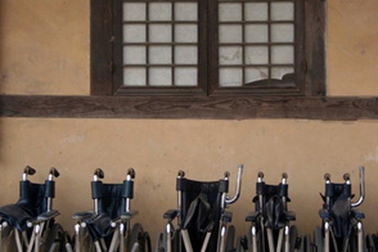 Un viaje en silla de ruedas puede ayudar a que los niños entiendan a las discapacidades.