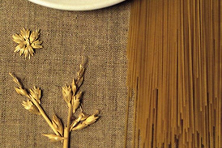 Los cereales también son muy eficaces para matar la candida en exceso y los parásitos.