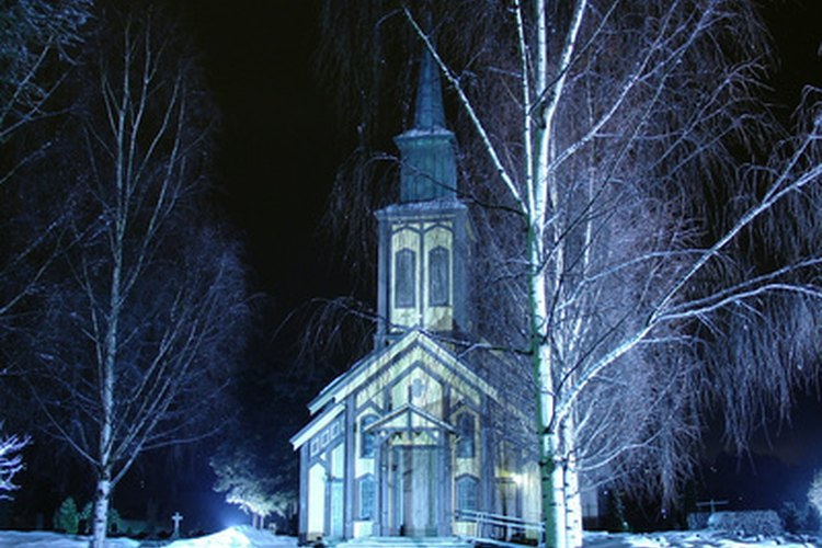 Puedes ayudar a que tu iglesia se vea festiva y elegante en esta fecha tan especial.