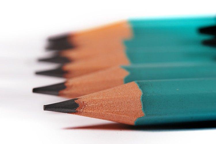 Trata las marcas de lápiz apenas las veas para obtener los mejores resultados.