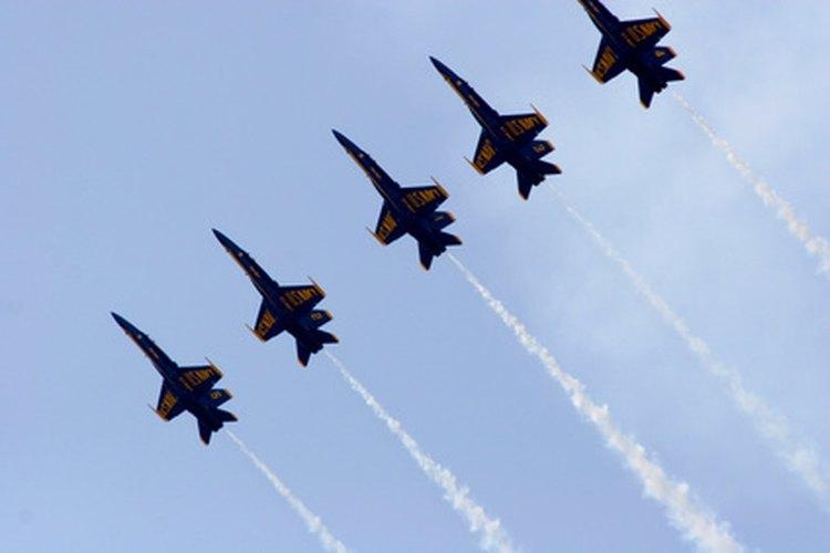 Marina Blue Angels de Estados Unidos en Pensacola, Florida.