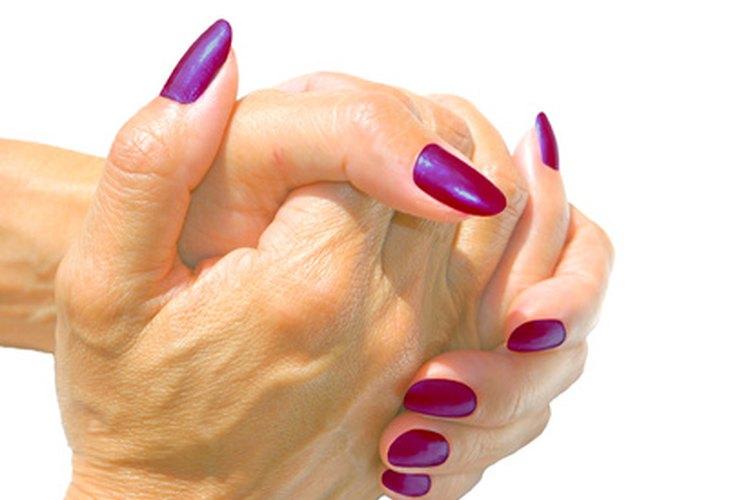 La cera de parafina ayuda a aliviar el dolor de las articulaciones.