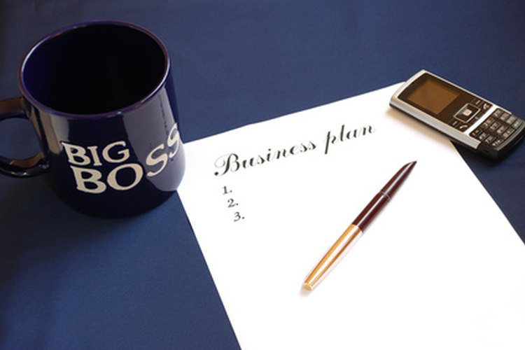 Redacta un plan de negocios detallado.