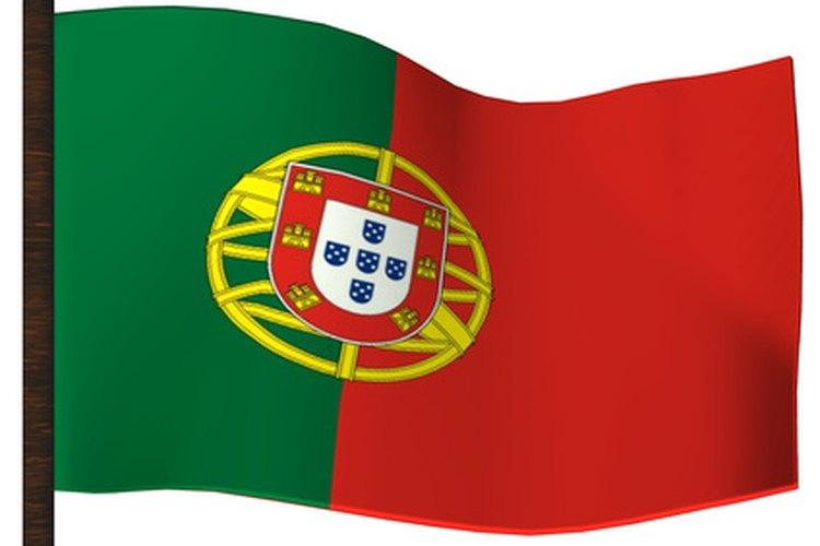Portugal está formado por un territorio continental de 91 951 km² situado en el suroeste de Europa.