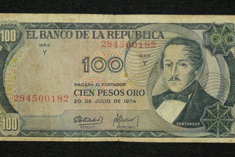 Colombia factura anualmente billones de dólares de ganancias por el comercio.
