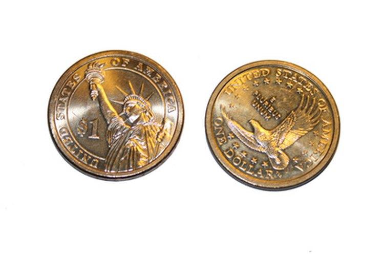 Determinadas monedas de los Estados Unidos valen la pena guardar.