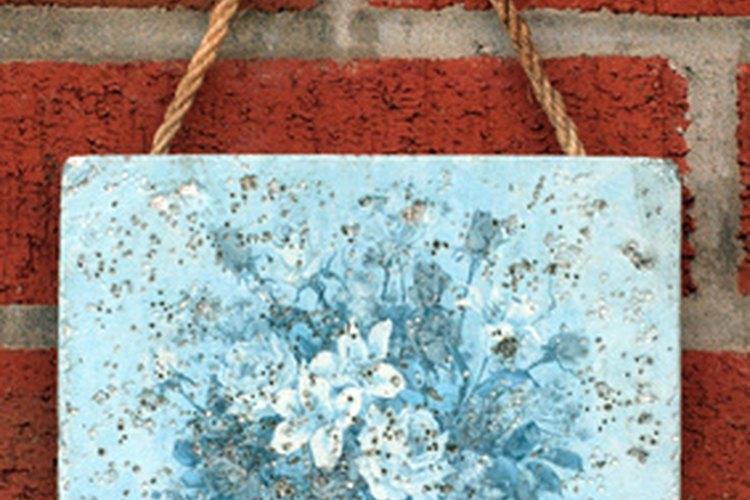 Un arte en azulejo puede pagar tributo a una vida perdida.