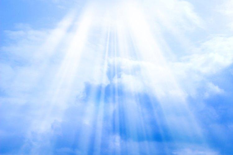 El cielo es descripto en la Biblia como un lugar real.