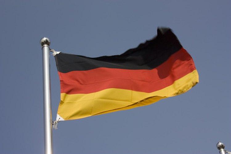 Las leyes de la cultura alemana están diseñadas en parte para preservar las tradiciones.