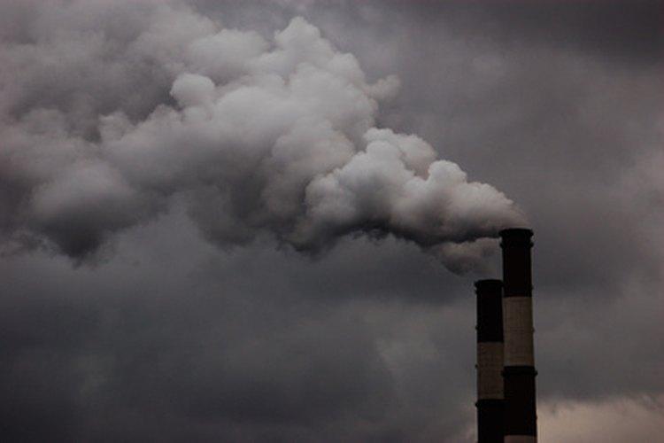 Cómo enseñar a los niños sobre la contaminación atmosférica.