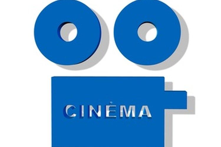 El cine.