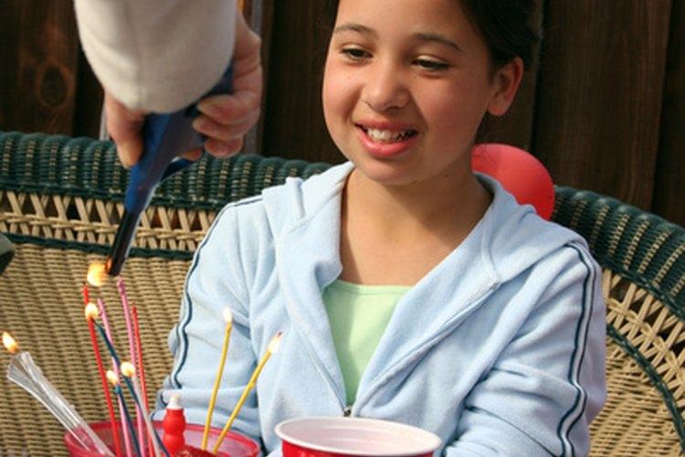 Una niña de 10 años, necesita un tipo de fiesta diferente que la de un pequeño o la de un adolescente.