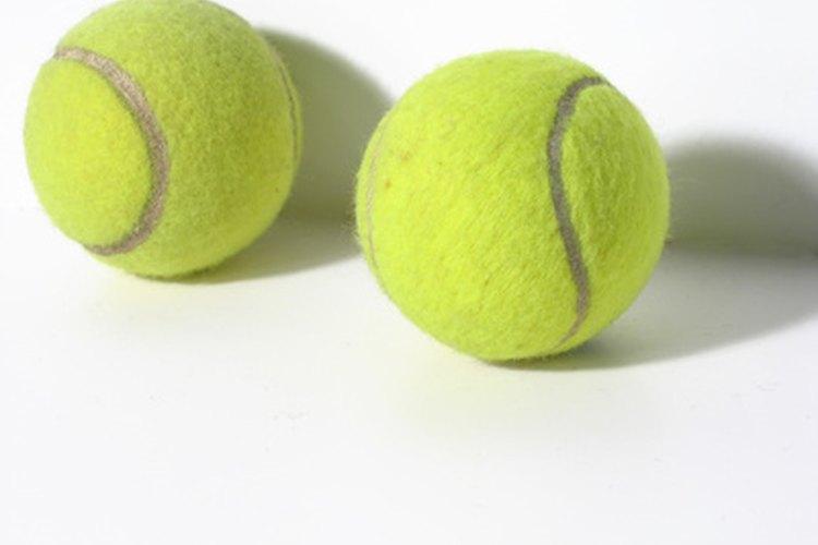 Las pelotas de tenis tienen numerosos usos en el hogar.