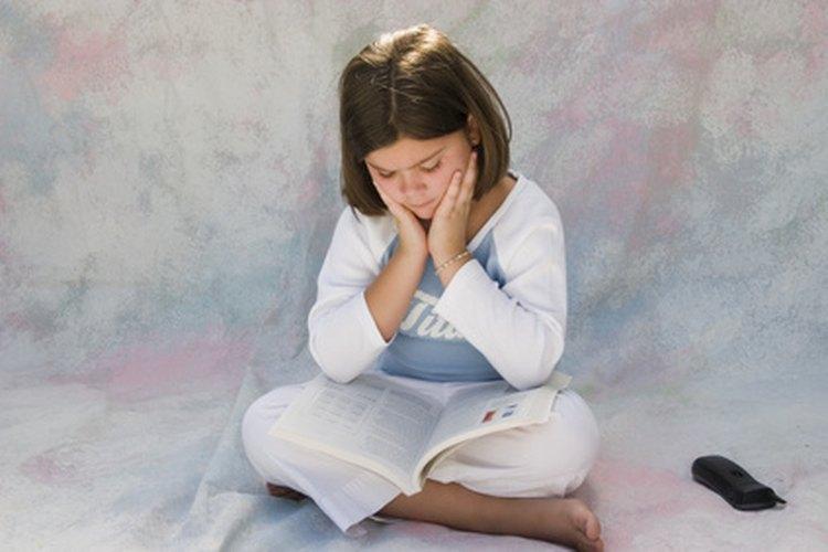 Haz que los niños lean de manera individual y en grupos