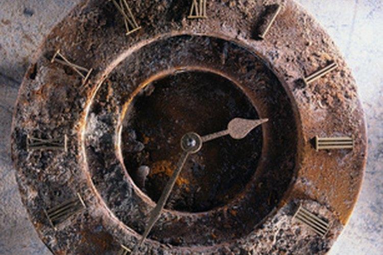 La exactitud los relojes mecánicos depende de su construcción y componentes.