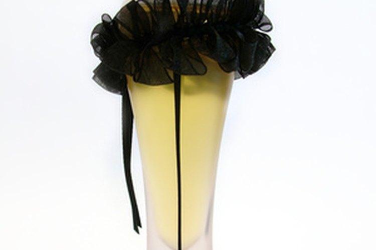 Perfume con esencia de vainilla.