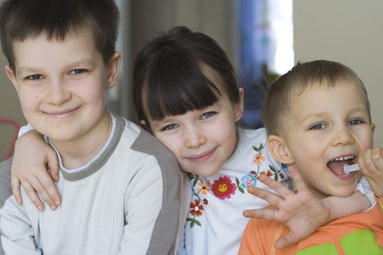Encuentra formas amables para criar a los niños.