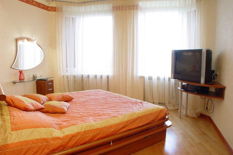 La decoración interior puede añadir o restarle confort a una habitación.