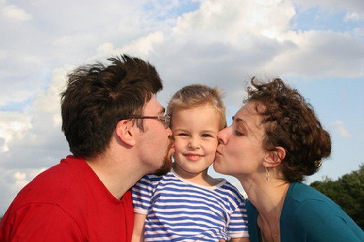 Los niños necesitan padres amorosos.