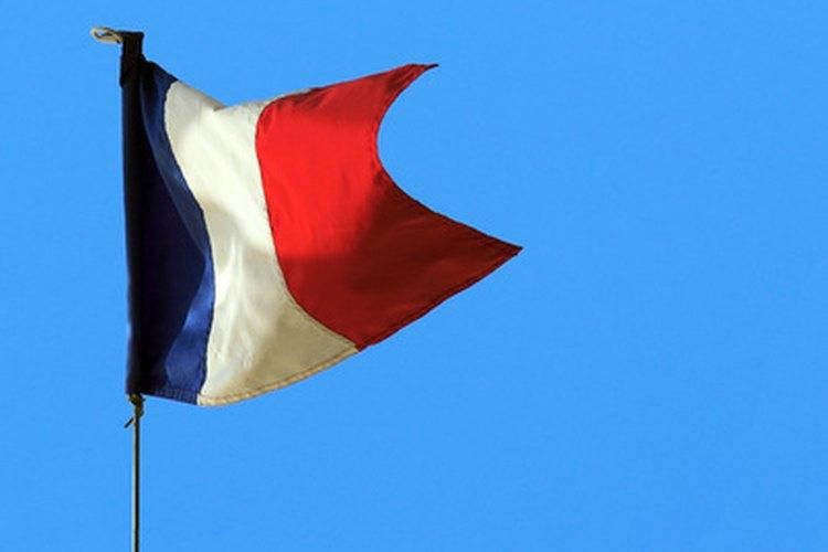 Las armas fueron utilizadas en la sangrienta Revolución Francesa.