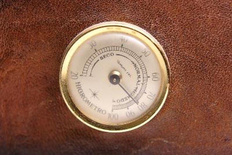 Hidrómetro.