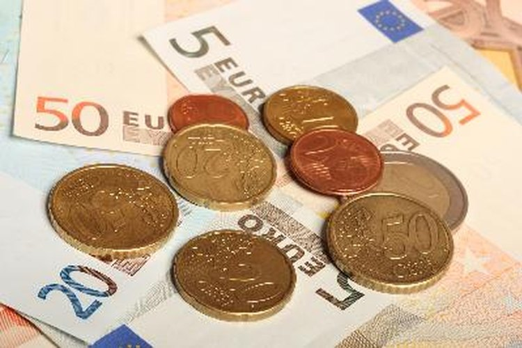 El euro es la moneda oficial de la Unión Europea.