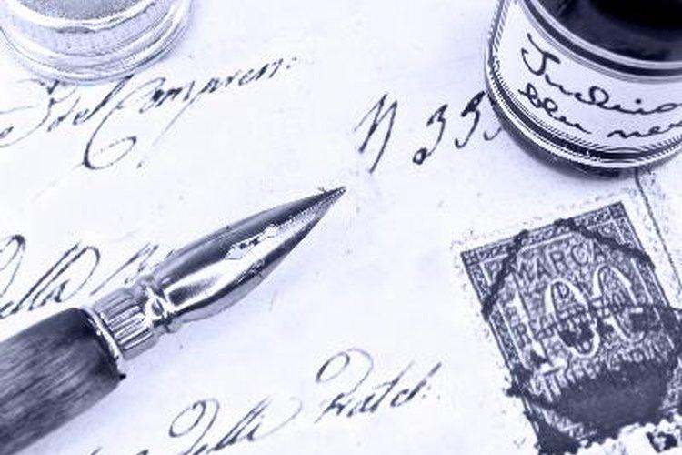 → Cómo elegir una pluma para caligrafía | Geniolandia