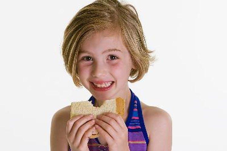 Los sandwiches de mantequilla de maní y jalea son un clásico de Estados Unidos.