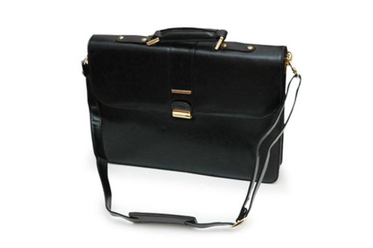 Los maletines son regalos de aprecio lujosos.