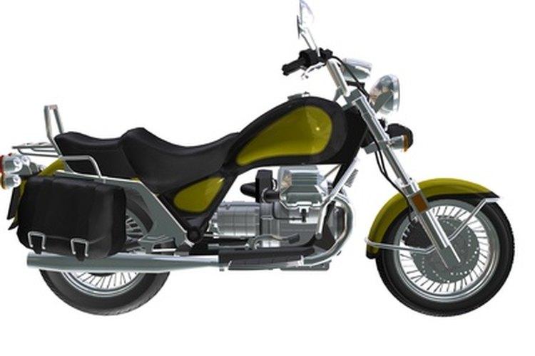 Los parches de motociclistas revelan ciertas características de la persona que los usa.